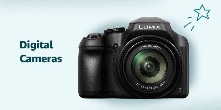 Amazon Warehouse Digital Cameras