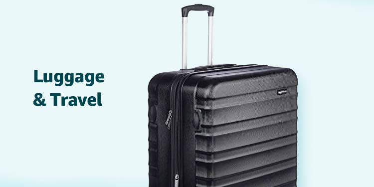 Amazon Warehouse Luggage