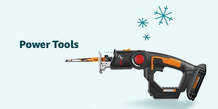 Amazon Warehouse Power Tools