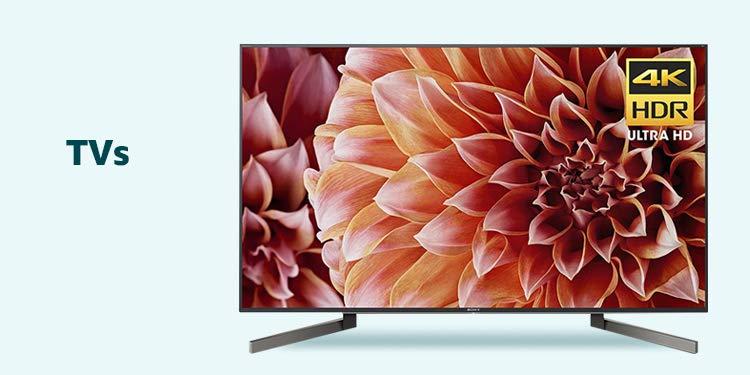 Amazon Warehouse TVs