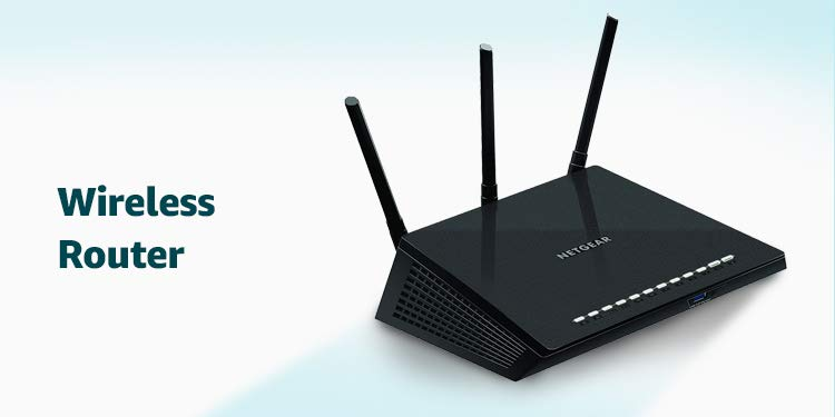 Amazon Warehouse Wireless Routers