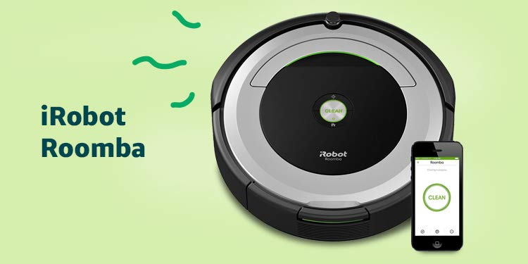 Amazon Warehouse iRobot Roomba