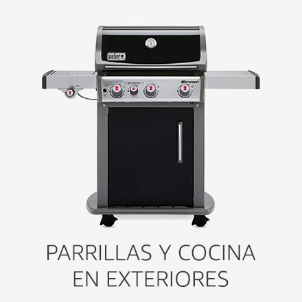 Parrillas Y Cocina en Exteriores