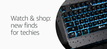 Watch and shop : gifts for techies
