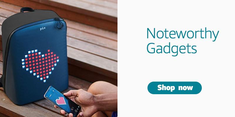 notworthy gadgets