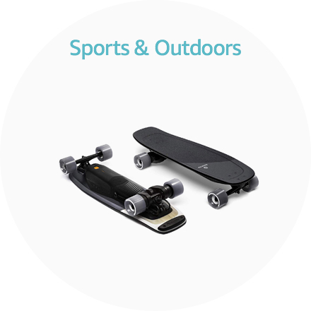 Shop Sports & Outdoors