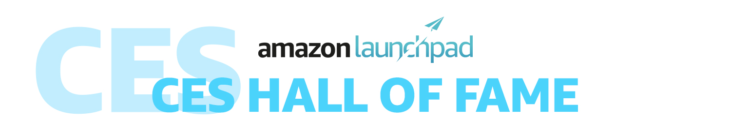 Amazon Launchpad CES Hall of Fame