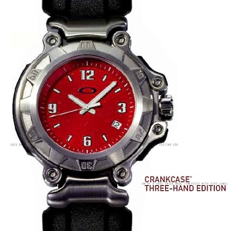 Crankcase Three-Hand