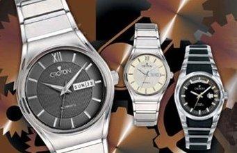 amazon com croton women s ca201228ssgr green dial stainless steel product description