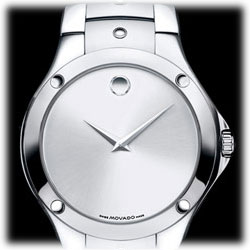 amazon com movado men s 605789 s e swiss quartz watch movado a wonderful complement to contemporary business and casual wear this movado sports edition timepiece combines a larger watch case movado s utterly