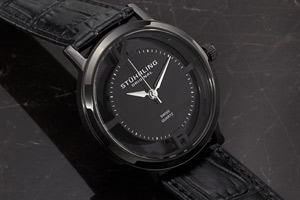 Stuhrling Men's Winchester Strap Set Watch
