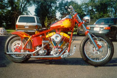 The Ride Of A Lifetime Doing Business The Orange County Choppers