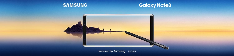 Samsung Galaxy Note 8 Unlocked Phone