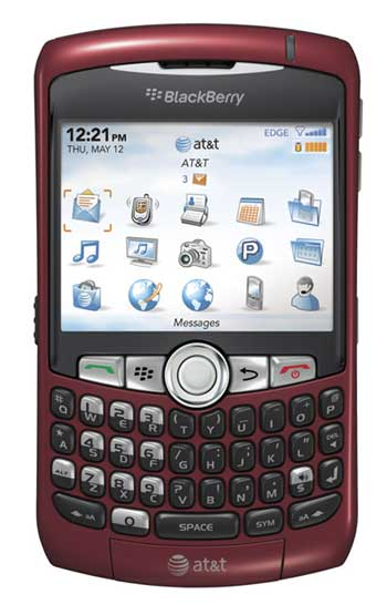 amazon com blackberry curve 8310 phone red at t cell phones rh amazon com BlackBerry Cases BlackBerry Cases