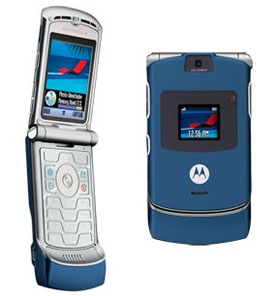 Amazon.com: Motorola RAZR V3 Unlocked Phone with Camera
