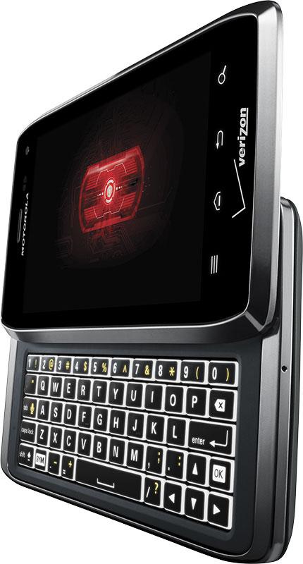 Amazon Com Motorola Droid 4 4g Android Phone Verizon