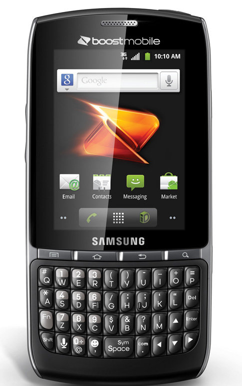 Amazon.com: Samsung Replenish Prepaid Android Phone (Boost