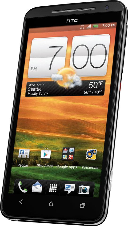 Amazon.com: HTC EVO LTE, Black 16GB (Sprint): Cell Phones ...