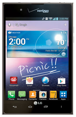 Amazon.com: LG Intuition 4G Android Phone (Verizon