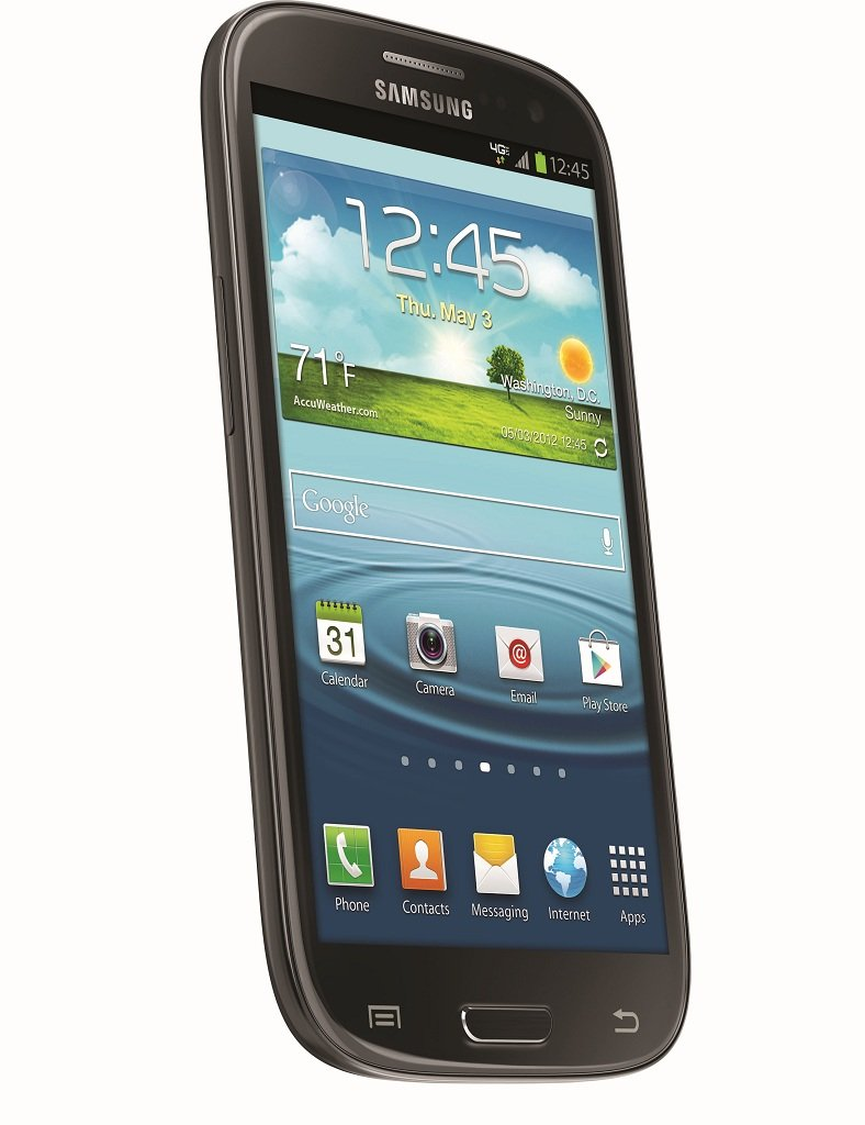 Amazon.com: Samsung Galaxy S3, Black 16GB (Verizon