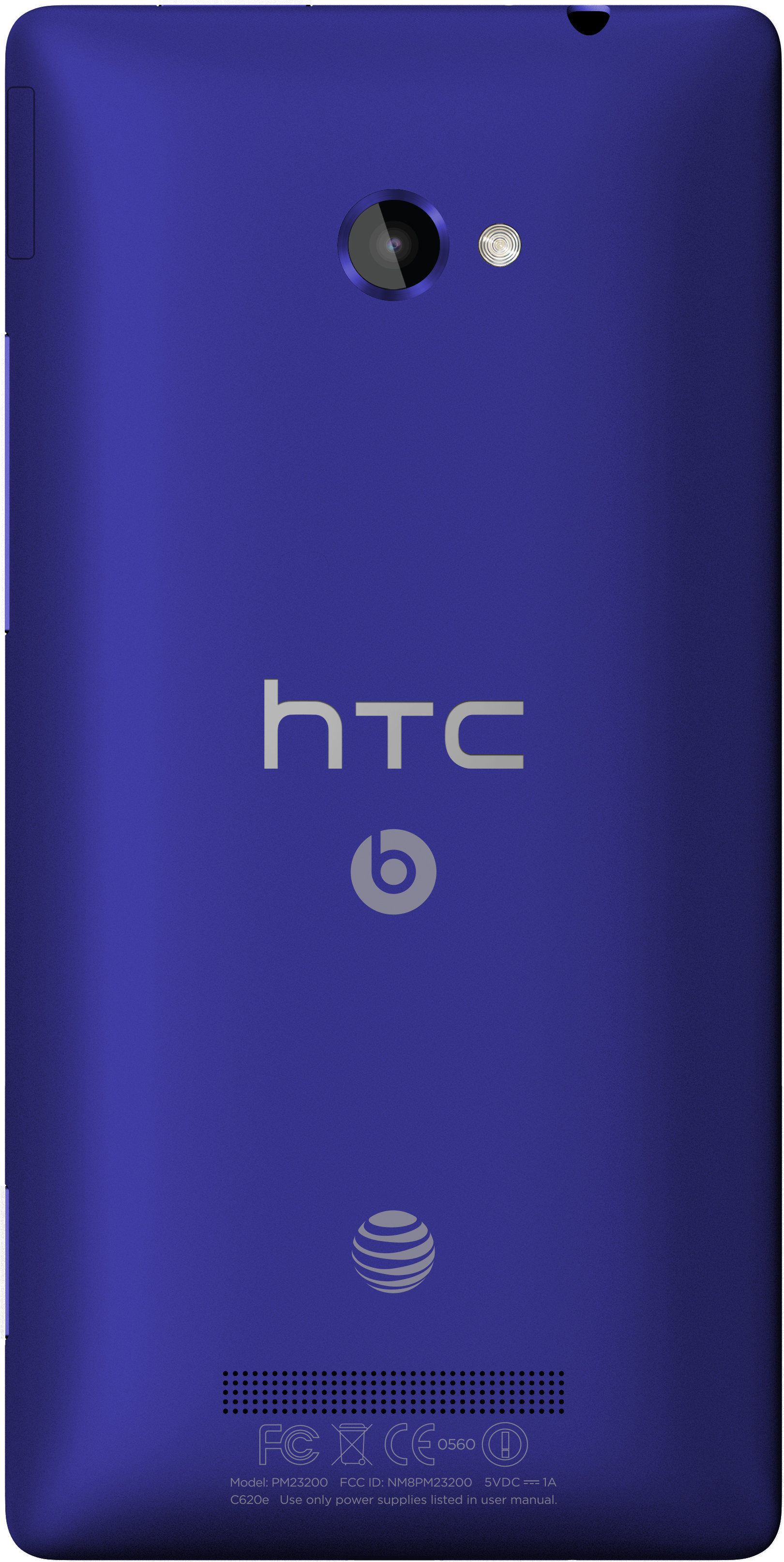 amazon com htc 8x blue 8gb at t cell phones accessories rh amazon com AT&T HTC Inspire AT&T HTC 1X