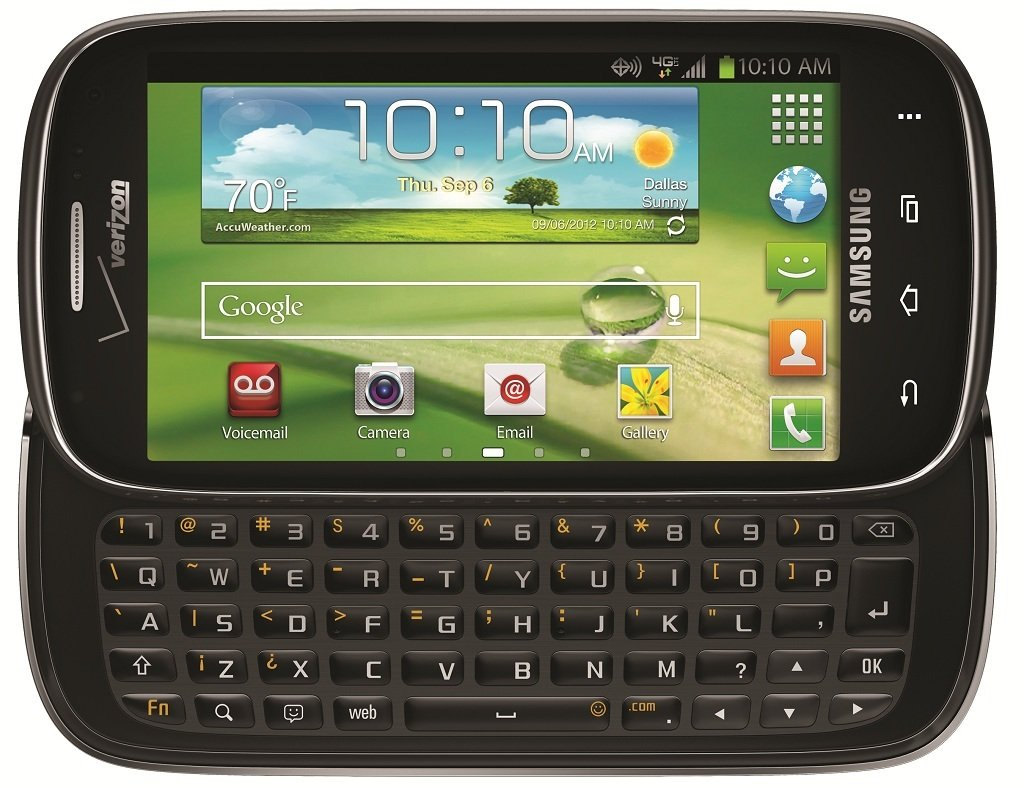VERIZON Samsung Galaxy Stratosphere 2 Android cell phone ...