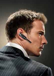 Guy with Headset