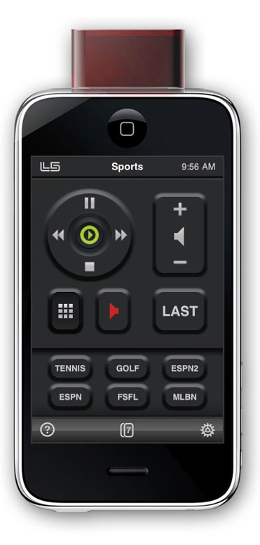 iphone tv remote l5 universal remote for iphone 5418