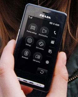 prada fake sunglasses - Amazon.com: LG KE850 Prada Unlocked Phone with Touchscreen, 2 MP ...