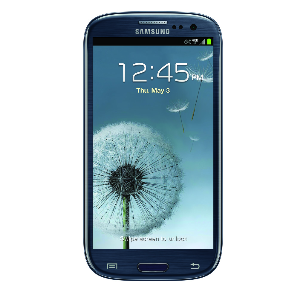 Camera Android Phones With Front Camera amazon com samsung galaxy s3 blue 16gb verizon wireless cell com