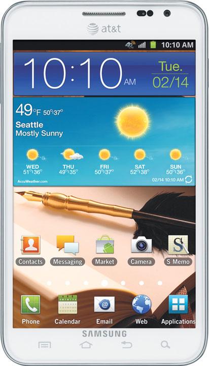 Amazon.com: Samsung Galaxy Note 4 G teléfono Android, Blanco ...