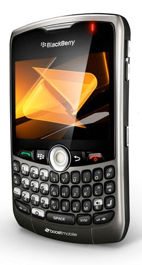 Amazon.com: BlackBerry 8530 Prepaid Phone (Boost Mobile ...