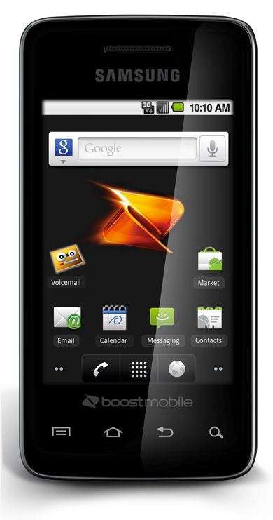 Amazon Com Samsung Galaxy Prevail 1 M820 No Contract