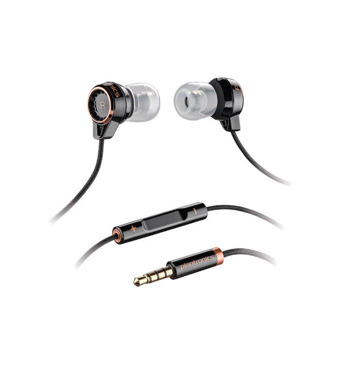 Amazon.com  Plantronics Backbeat 216 Stereo Headphones with Mic ... 31cba8e011