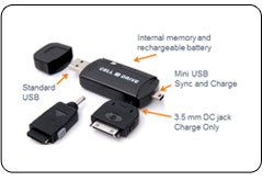 Cell Drive 4GB