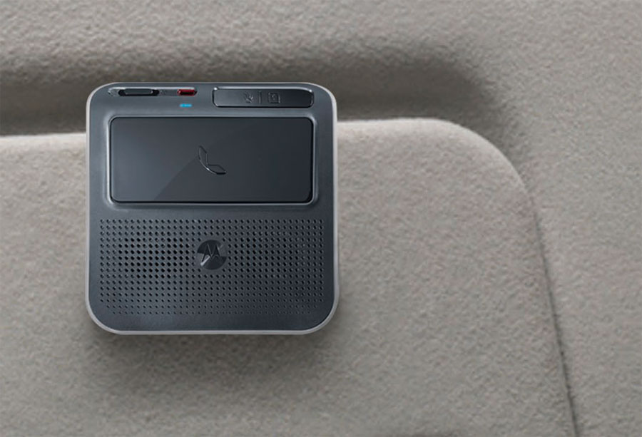 Amazon.com: Motorola T325 Bluetooth Portable Car Speaker
