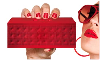 Jawbone JAMBOX in red