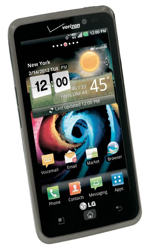 LG Spectrum 4G Android Phone (Verizon Wireless)