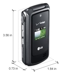 LG VX Support Features