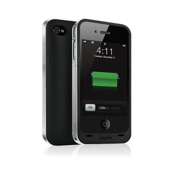 Mophie Juice Pack Air Case And Rechargeable Battery For Apple Iphone