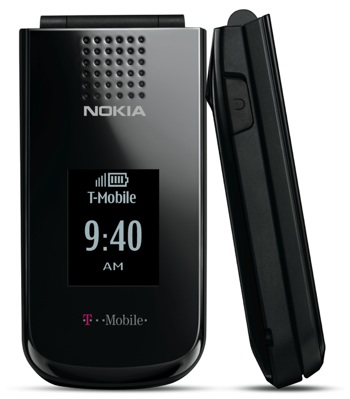The svelte, stylish Nokia 2720 makes it easy to stay in contact while