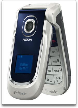 amazon com nokia 2760 phone blue t mobile cell phones accessories rh amazon com Nokia 2710 Nokia 2660