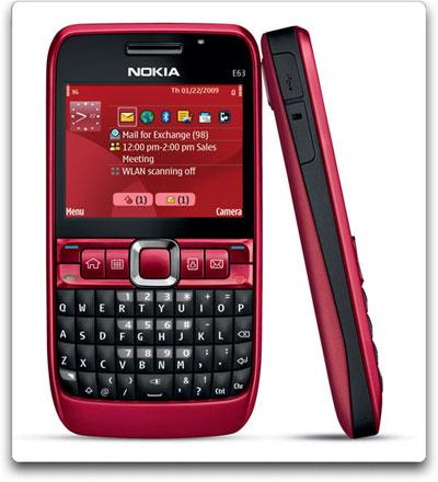 Amazon.com: Nokia E63-2 Unlocked Phone with 2 MP Camera ...