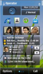 Symbian^3 Operating System