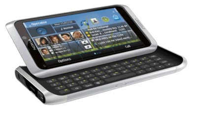 Nokia E7-00 Unlocked GSM Phone with Touchscreen, QWERTY Keyboard, Easy