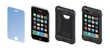 Amazon.com: OtterBox Impact Case for iPhone 3G/3GS