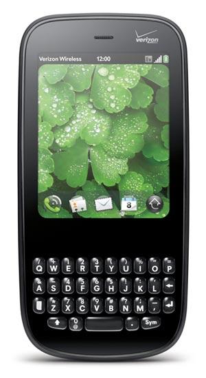 amazon com palm pixi plus black verizon wireless cell phones rh amazon com