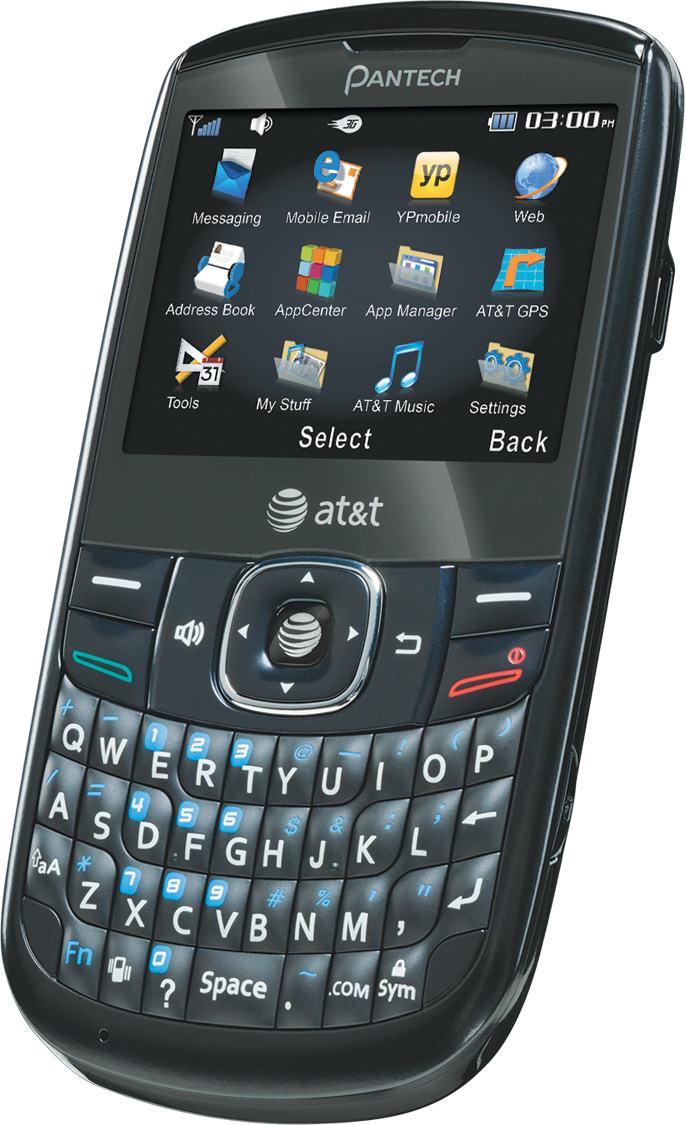 Pantech Link II Phone (AT&T)