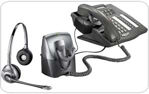 Plantronics SupraPlus Wireless Headset