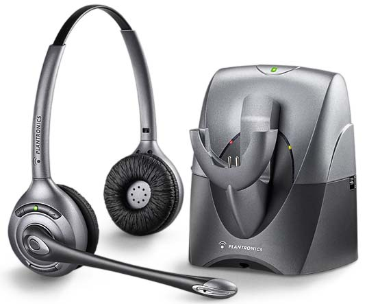 Amazon.com: Plantronics SupraPlus CS361N Noise-Canceling